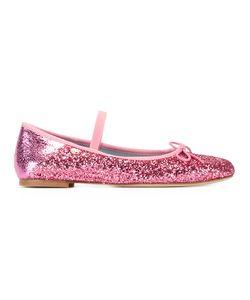 Chiara Ferragni | Findmeinwonderland Slippers 37 Leather/Pvc/Polyester