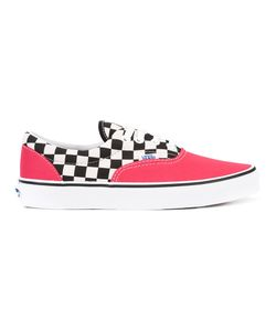 Vans | Checked Sneakers Size
