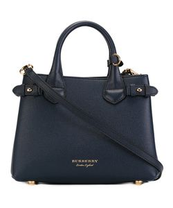 Burberry | House Check Shoulder Bag Calf Leather/Cotton