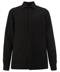 Rick Owens | Рубашка Со Срезанным Воротником