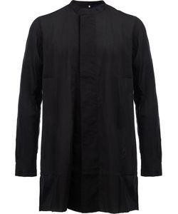 ZIGGY CHEN | Concealed Fastening Shirt 52 Cotton