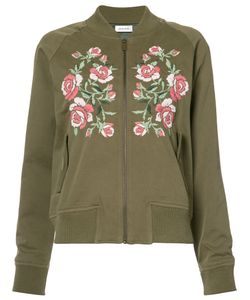 ANINE BING | Embroidered Bomber Jacket