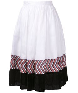 Jupe By Jackie | Panelled Midi Skirt