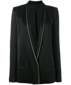 Haider Ackermann | Piped Trim Blazer Size 40
