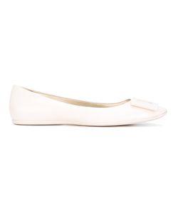 Roger Vivier | Gommette Buckle Shoes Size 39