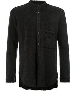 L'ECLAIREUR | Textured Long Sleeve Shirt Size Medium
