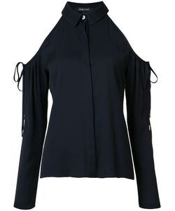 Cushnie Et Ochs | Cold-Shoulder Blouse Size 2