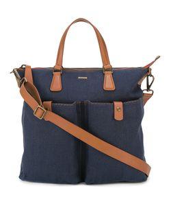 ZANELLATO | Contrast Tote Bag