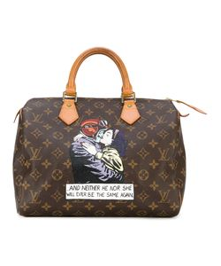 LOUIS VUITTON VINTAGE | Сумка-Тоут С Принтом Speedy