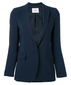 Dondup | Button Up Blazer 42 Virgin Wool/Spandex/Elastane/Polyester/Acetate