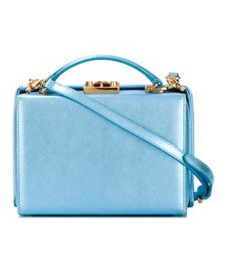 Mark Cross | High Shine Crossbody Bag Calf