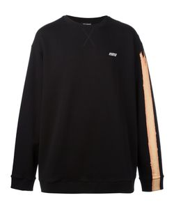 Raf Simons | Stripe Print Sweatshirt