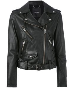 Diesel | Biker Jacket Small Calf Leather