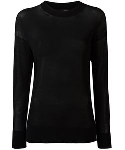 Joseph | Sheer Knitted Top Size Small