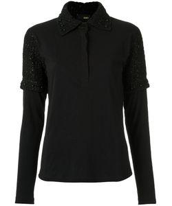 Andrea Bogosian | Knit Inserts Shirt