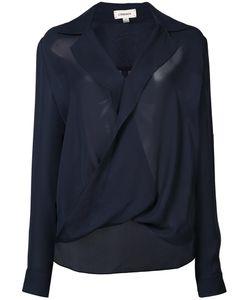 L'Agence | Блуза С Перекрученной Деталью