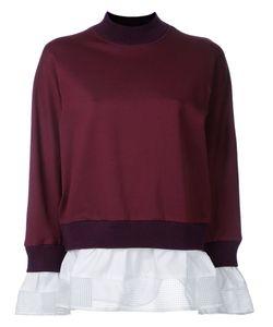 Muveil | Contrast Layer Sweatshirt