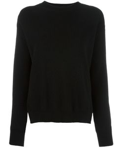 Helmut Lang | Buttoned Longsleeves Jumper Womens Size Medium Cotton/Cashmere