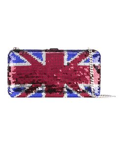 Dsquared2 | Sequin Union Jack Clutch Bag