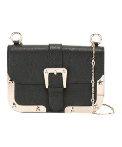 Red Valentino | Shoulder Strap Buckle Bag Calf Leather