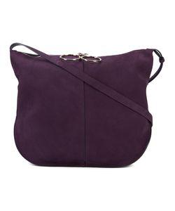 Nina Ricci | Adjustable Strap Shoulder Bag Suede