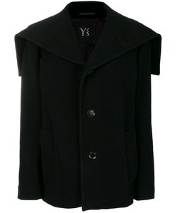 Y'S | Scarf Detail Jacket Women