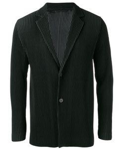 HOMME PLISSE ISSEY MIYAKE | Homme Plissé Issey Miyake Ribbed Detail Blazer Size 2