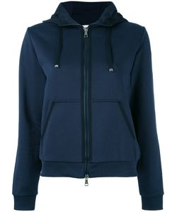 Moncler | Mix Media Hoodie Large Cotton/Polyester