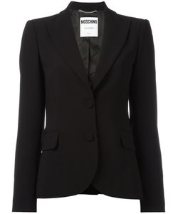 Moschino | Two Button Blazer 42 Polyester/Triacetate/Rayon