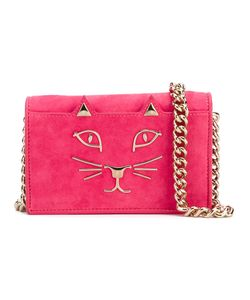 Charlotte Olympia | Little Kitty Satchel