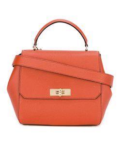 Bally | Flip Lock Shoulder Bag Calf Leather