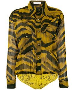 Faith Connexion | Animal Print Shirt