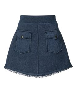 Derek Lam 10 Crosby | Patch Pocket Mini Skirt Size Xs