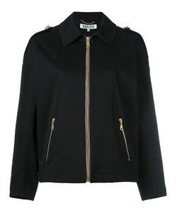 Kenzo | Branded Harrington Jacket Size 38