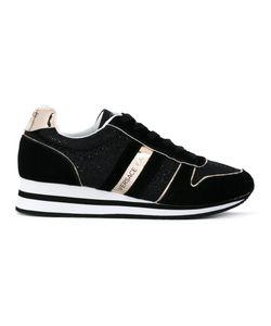 Versace Jeans | Heel Cap Sneakers Leather/Suede/Synthetic