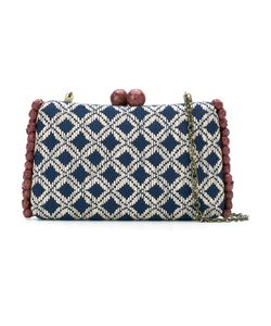 SERPUI | Geometric Pattern Clutch