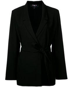 Paule Ka | Woven Belted Jacket