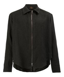 L'ECLAIREUR | Indianapolis Zip Shirt Jacket Size Xl