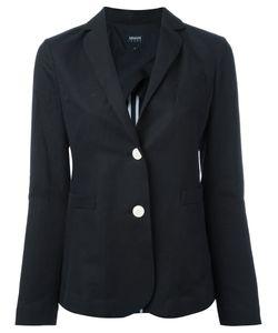 ARMANI JEANS   Two-Button Blazer Size 46
