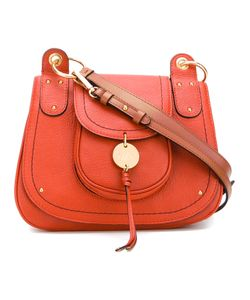 See By Chloe | See By Chloé Saddle Cross-Body Bag Calf