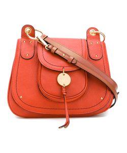 See By Chloe | See By Chloé Saddle Cross-Body Bag Calf