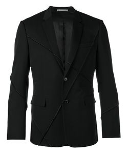 Dior Homme | Ribbed Detail Casual Blazer Size Cupro/Virgin