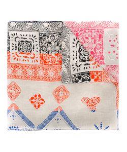 PIERRE-LOUIS MASCIA | Oversized Scarf Silk/Cotton