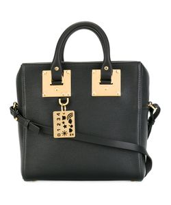 Sophie Hulme | Detachable Strap Tote Calf Leather