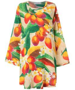 Isolda | Mango And Pirnt Dress