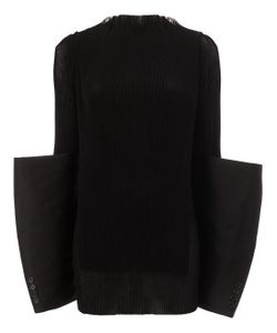 Yang Li | Oversized Cuff Top
