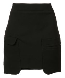 Les Animaux | Cut Off Pocket Skirt