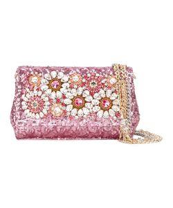 Dolce & Gabbana   Anna Clutch Polyester/Glass/Metal/Pvc