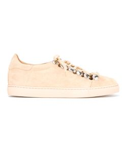 Toga | Cut-Out Low-Top Sneakers Size 39