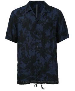 KAZUYUKI KUMAGAI | Tropical Print Shortsleeved Shirt